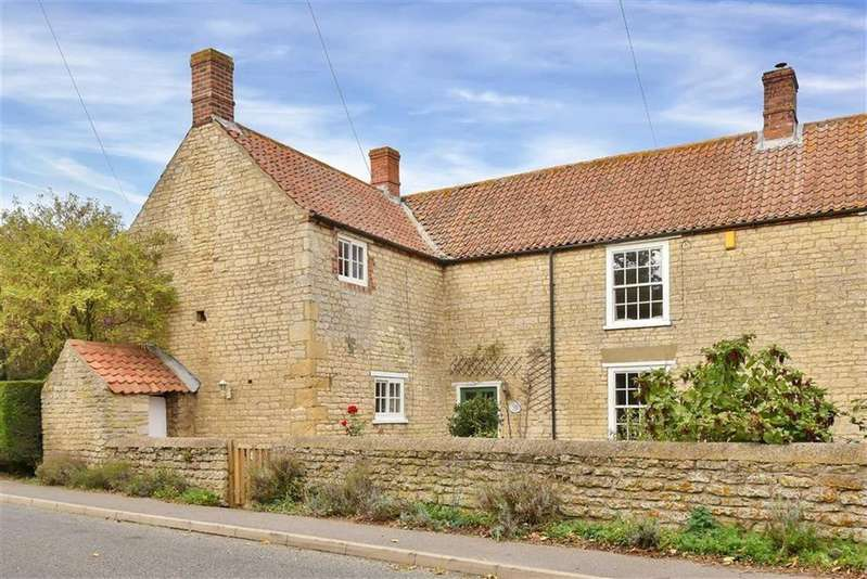 4 Bedrooms Semi Detached House for sale in Main Street, Scopwick, Lincoln, LIncolnshire