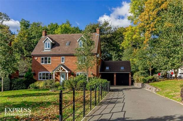 5 Bedrooms Detached House for sale in The Dingle, Doseley, Telford, Shropshire