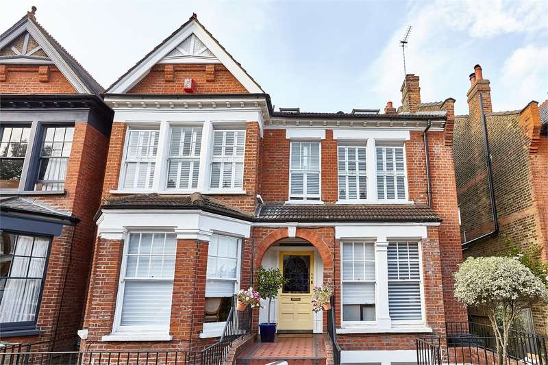 4 Bedrooms Flat for sale in Woodland Gardens, Muswell Hill, London