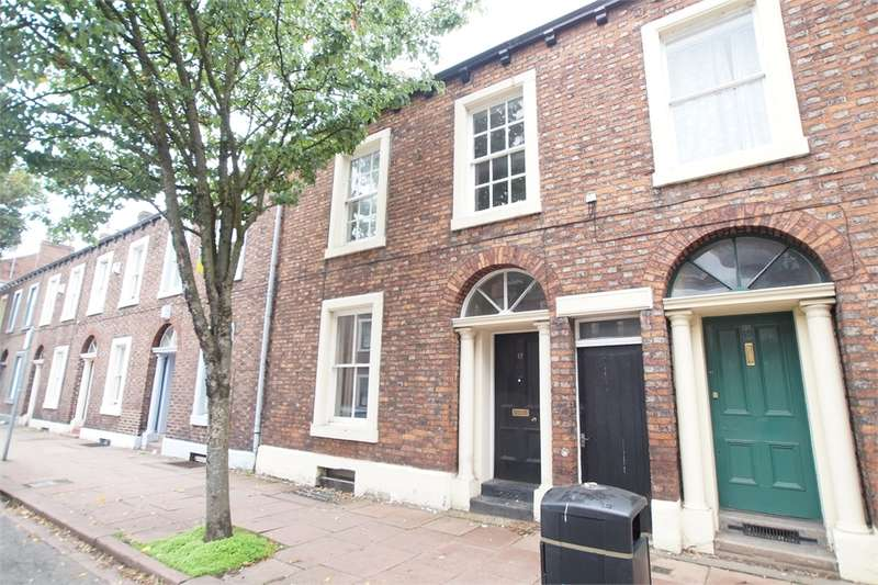 3 Bedrooms Terraced House for sale in CA1 1RY Tait Street, CARLISLE, Cumbria