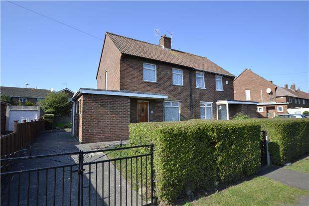 2 Bedrooms Semi Detached House for sale in Ambleside Avenue, BRISTOL, BS10 6HA