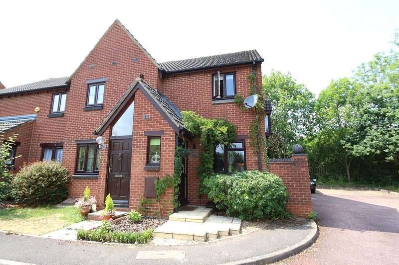 2 Bedrooms End Of Terrace House for sale in Westcotts Green, Warfield, Berkshire, RG42