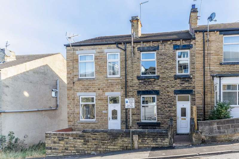 4 Bedrooms End Of Terrace House for sale in Tolson Street, Dewsbury