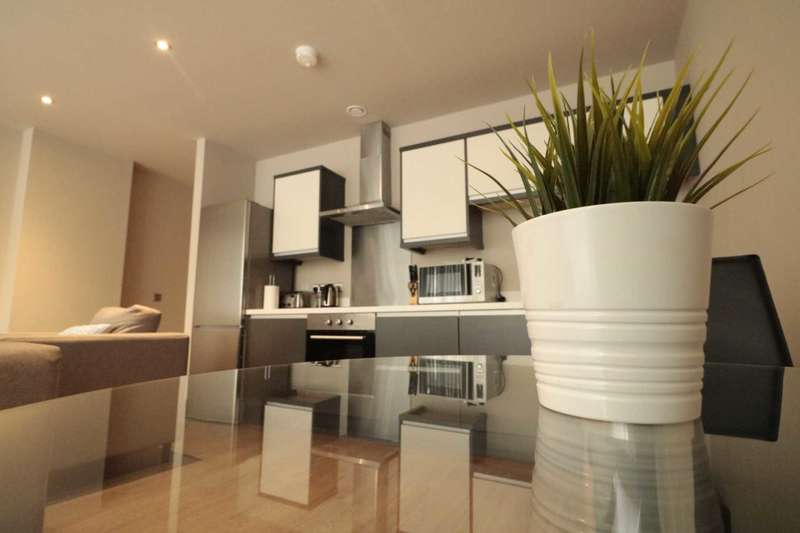 1 Bedroom Apartment Flat for sale in Water Street, Liverpool