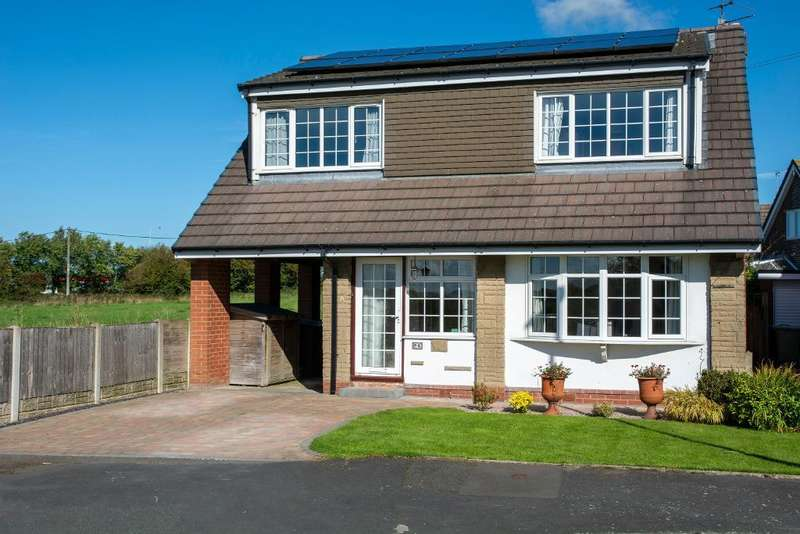 4 Bedrooms Detached House for sale in Woodlands Close, Newton, Preston, Lancashire, PR4 3NG