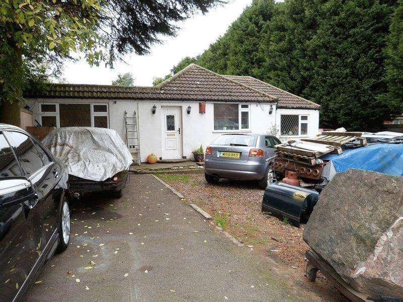 4 Bedrooms Detached Bungalow for sale in Ocean Road, Leicester