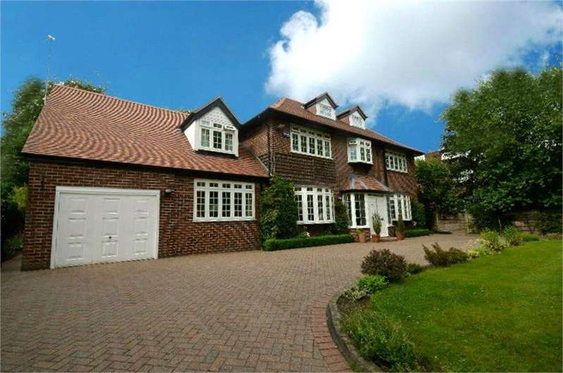 6 Bedrooms Detached House for sale in Singleton Road, Salford, Greater Manchester, M7
