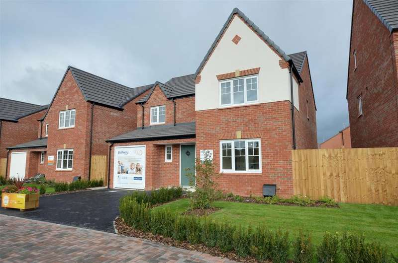4 Bedrooms House for sale in Doxey Road, Stafford