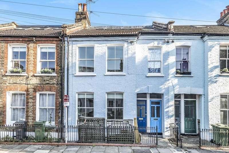 1 Bedroom Maisonette Flat for sale in Crimsworth Road, Wandsworth