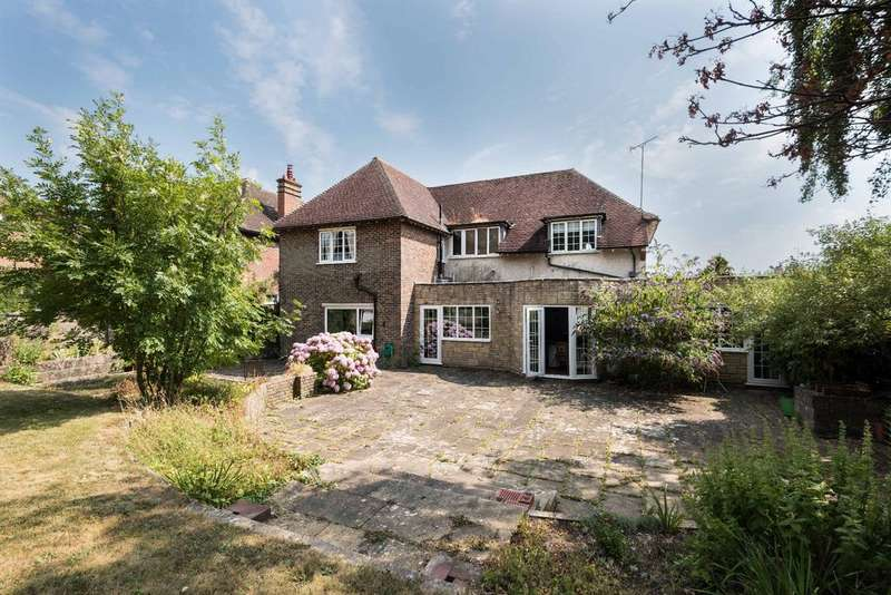 4 Bedrooms Detached House for sale in Collington Avenue, Bexhill On Sea