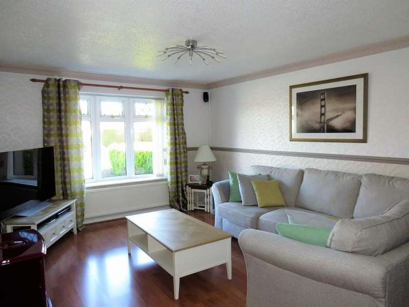 5 Bedrooms Bungalow for sale in Ty Llwyd Parc, Quakers Yard, Treharris, CF46 5LB