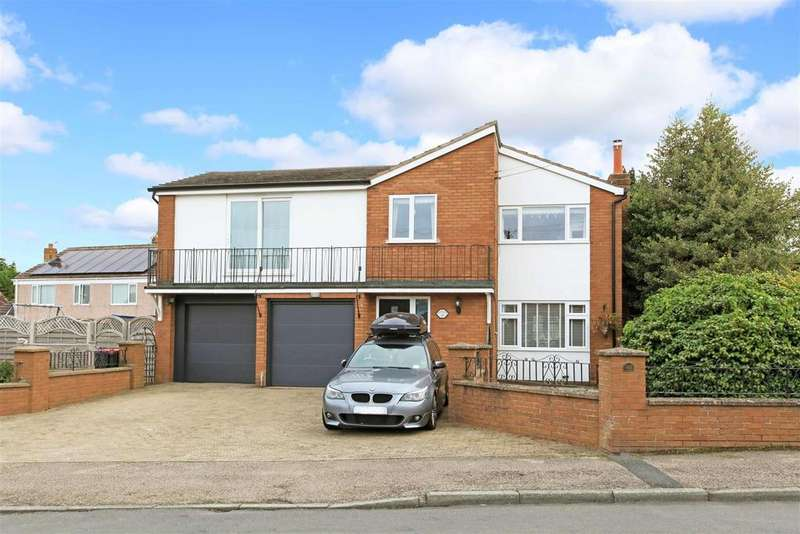 5 Bedrooms Detached House for sale in Shepherds Lane, Red Lake, Telford