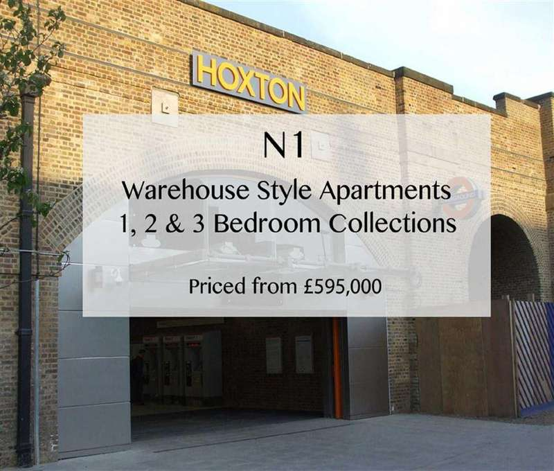 3 Bedrooms Apartment Flat for sale in Wenlock Street, London