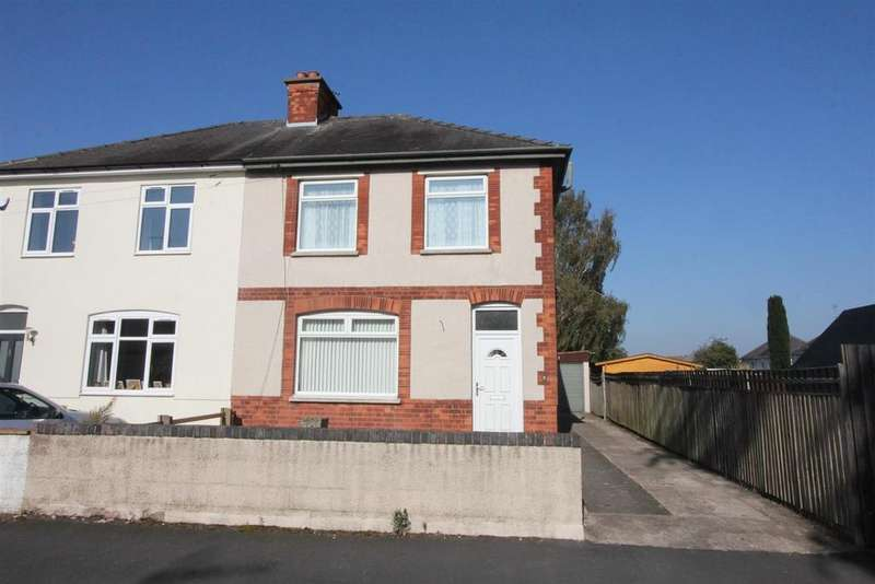 2 Bedrooms Semi Detached House for sale in Park Road, Earl Shilton, Leicester