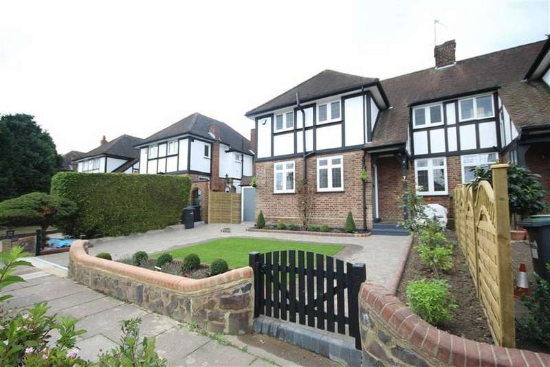 3 Bedrooms House for sale in Greenway, Southgate, London