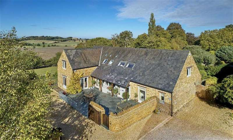 4 Bedrooms Barn Conversion Character Property for sale in The Tithings, Swalcliffe