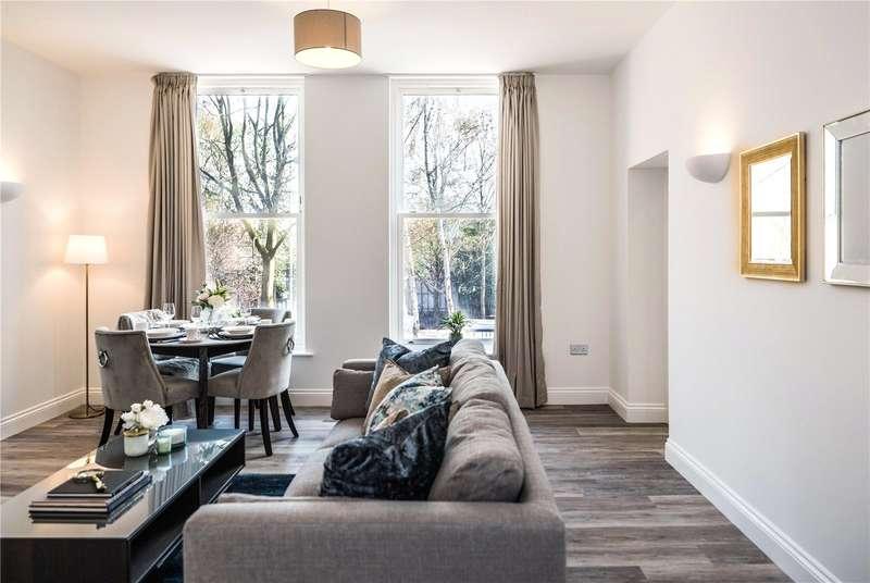3 Bedrooms Flat for sale in The Acre, Oakbank, Headingley, Leeds, West Yorkshire, LS6