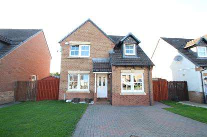 3 Bedrooms Detached House for sale in Ashley Grove, Bellshill