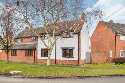 3 Bedrooms Semi Detached House for sale in Main Street, Bushby, Leicester, Leicestershire