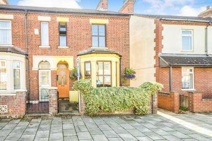 3 Bedrooms Semi Detached House for sale in Honey Hill Road, Queens Park, Bedford, Bedfordshire