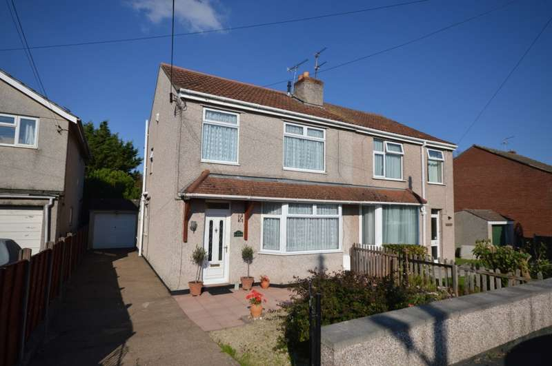3 Bedrooms Semi Detached House for sale in Barrs Court Road, Warmley, BS30