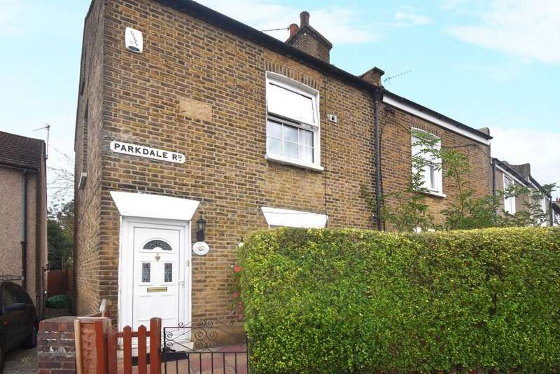 2 Bedrooms End Of Terrace House for sale in Parkdale Road London SE18