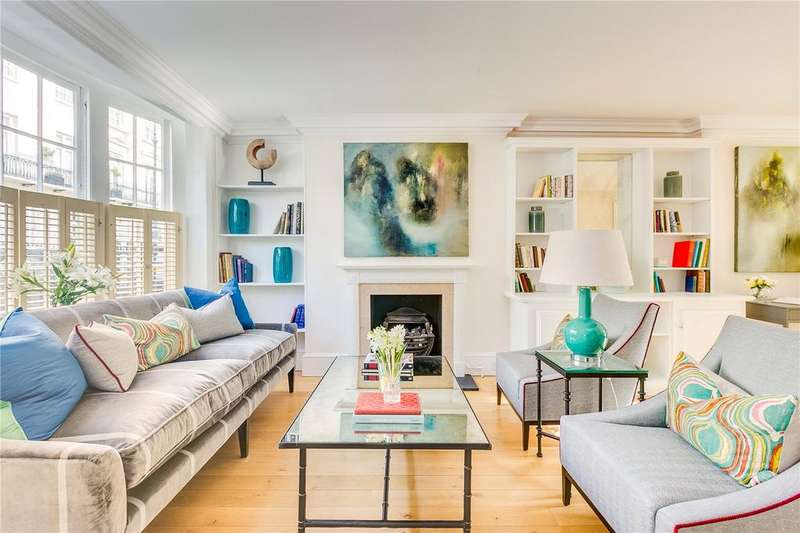 3 Bedrooms House for sale in Chester Row, Belgravia
