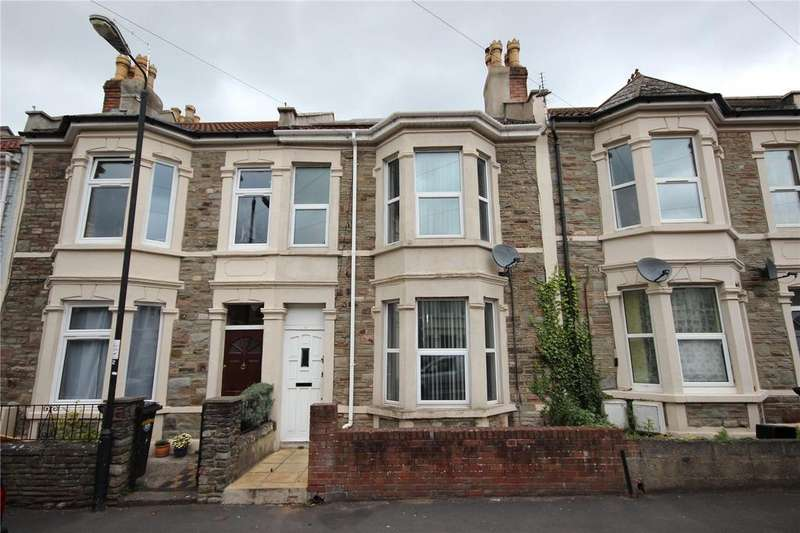 3 Bedrooms Terraced House for sale in Britannia Road, Easton, Bristol, BS5