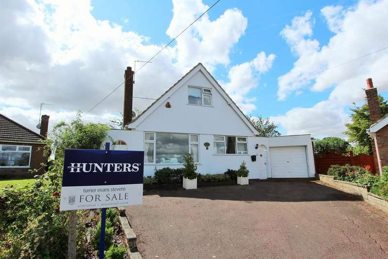 3 Bedrooms Detached House for sale in Vanessa Road, Louth, Lincolnshire
