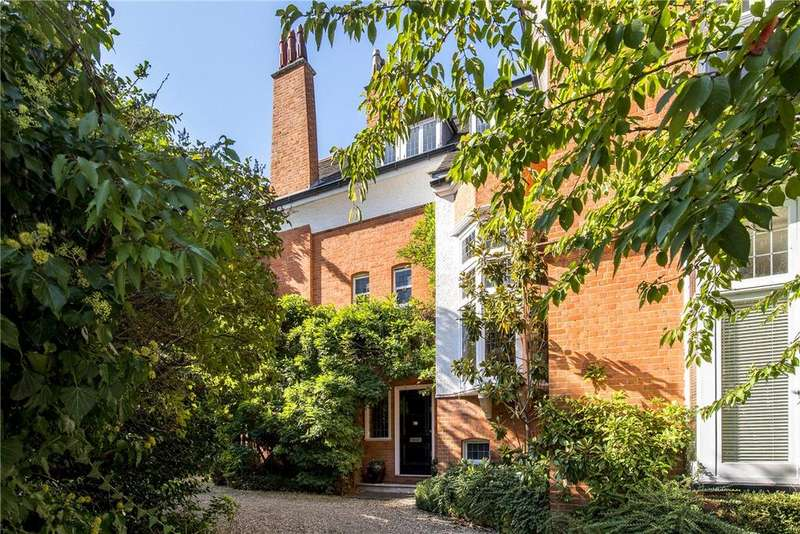 8 Bedrooms Detached House for sale in Briar Walk, London, SW15