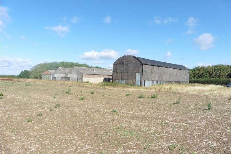 Farm Commercial for sale in Land at Extra Farm, Boxworth, Battle Gate Road, Boxworth, Cambridgeshire, CB23
