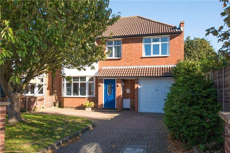 4 Bedrooms Semi Detached House for sale in Old Hale Way, Hitchin, Hertfordshire