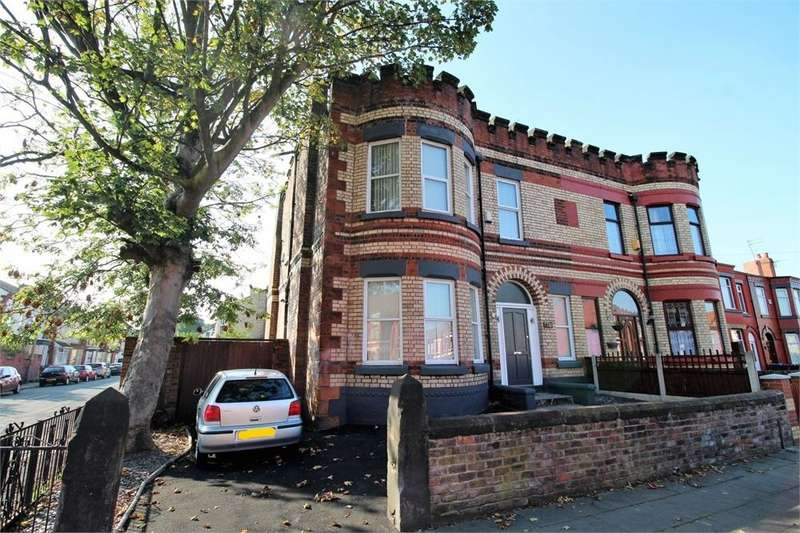 4 Bedrooms Semi Detached House for sale in Marlborough Road, Tuebrook, LIVERPOOL, Merseyside