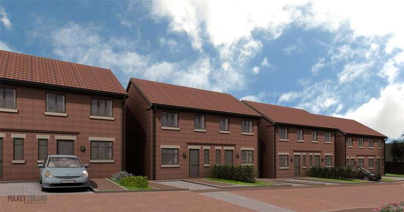 3 Bedrooms Semi Detached House for sale in Ermine Street, Ancaster, NG32