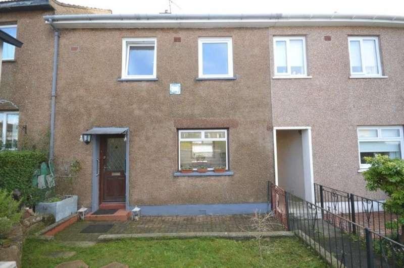 2 Bedrooms Terraced House for sale in Waverley Terrace, Dumbarton G82 5DW
