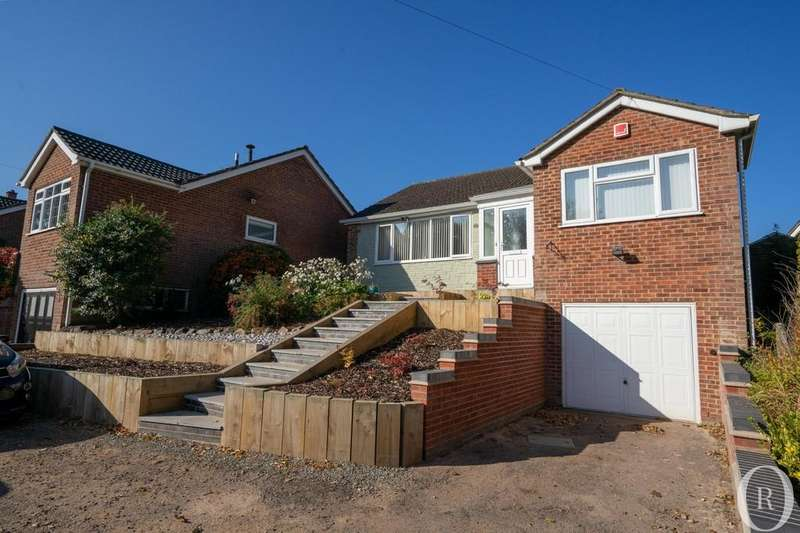 2 Bedrooms Detached Bungalow for sale in Peckleton Lane, Desford, Leicester