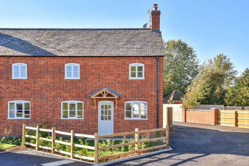 3 Bedrooms Semi Detached House for sale in West Cottage, Drayton Road, Medbourne