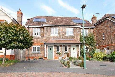 3 Bedrooms Town House for sale in Lower road, COOKHAM, SL6
