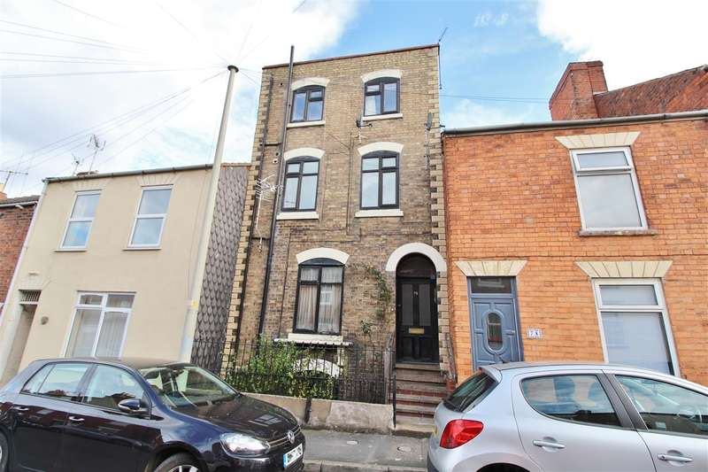1 Bedroom Flat for sale in Apartment 2, 79 Norton Street, Grantham