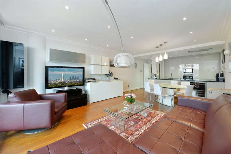 2 Bedrooms Flat for sale in Point West, 116 Cromwell Road, South Kensington, London, SW7