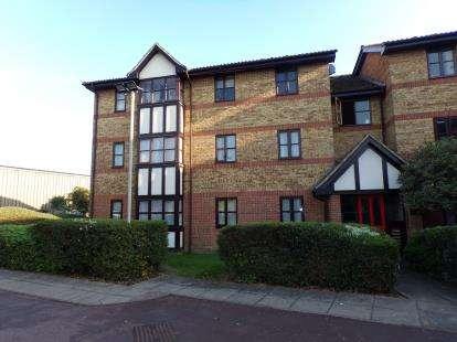 2 Bedrooms Flat for sale in Redwood Grove, Elstow Road, Bedford, Bedfordshire
