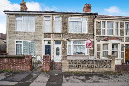 3 Bedrooms Terraced House for sale in Kimberley Road, Bristol, Somerset