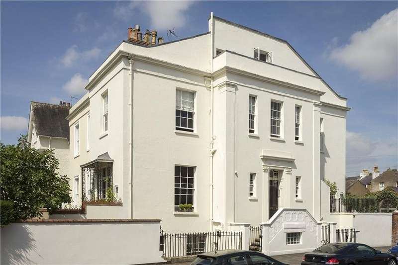 4 Bedrooms Town House for sale in Arlington Avenue, Leamington Spa, CV32