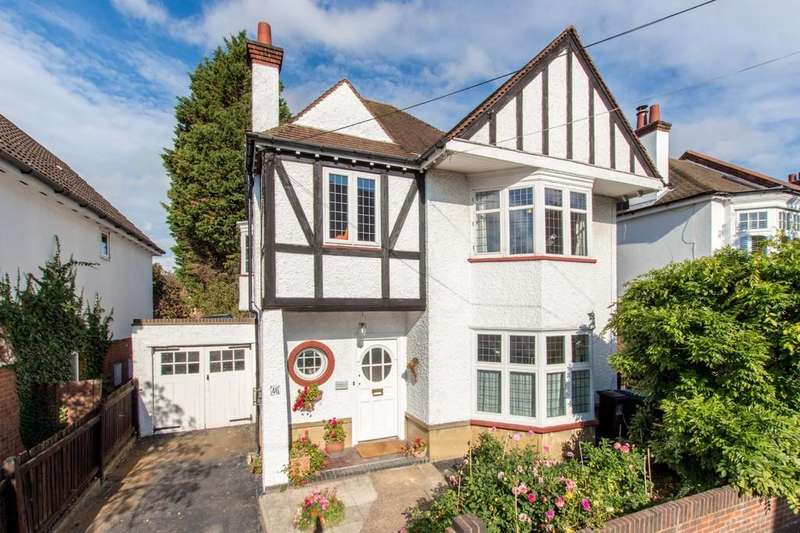 5 Bedrooms Detached House for sale in Mildred Avenue, West Watford