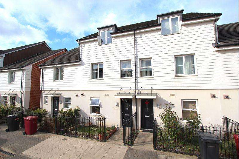 4 Bedrooms Town House for sale in St Agnes Way, Kennet Island