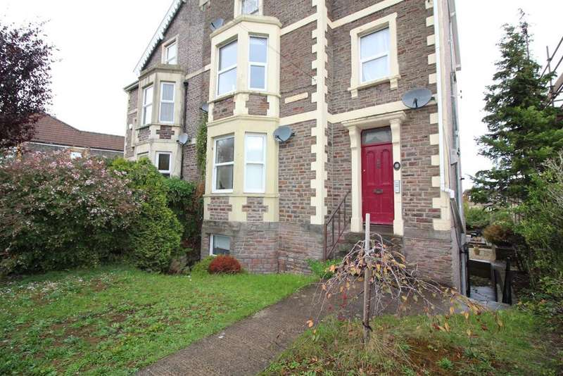 2 Bedrooms Ground Flat for sale in Downend Road, Fishponds, Bristol, BS16 5BD