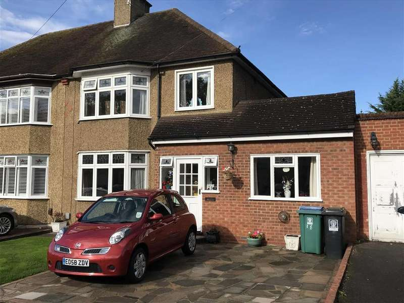 4 Bedrooms Semi Detached House for sale in Swiss Avenue, Watford