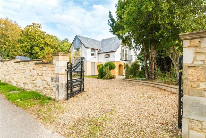 5 Bedrooms Detached House for sale in Bagley Wood Road, Kennington, Oxford, OX1