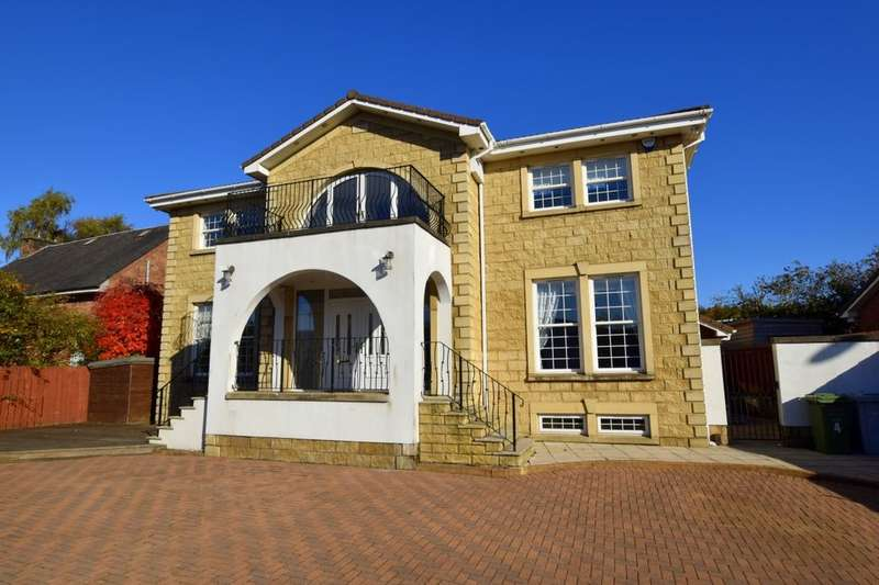 4 Bedrooms Detached House for sale in Ashley Drive, Bothwell, Glasgow, G71