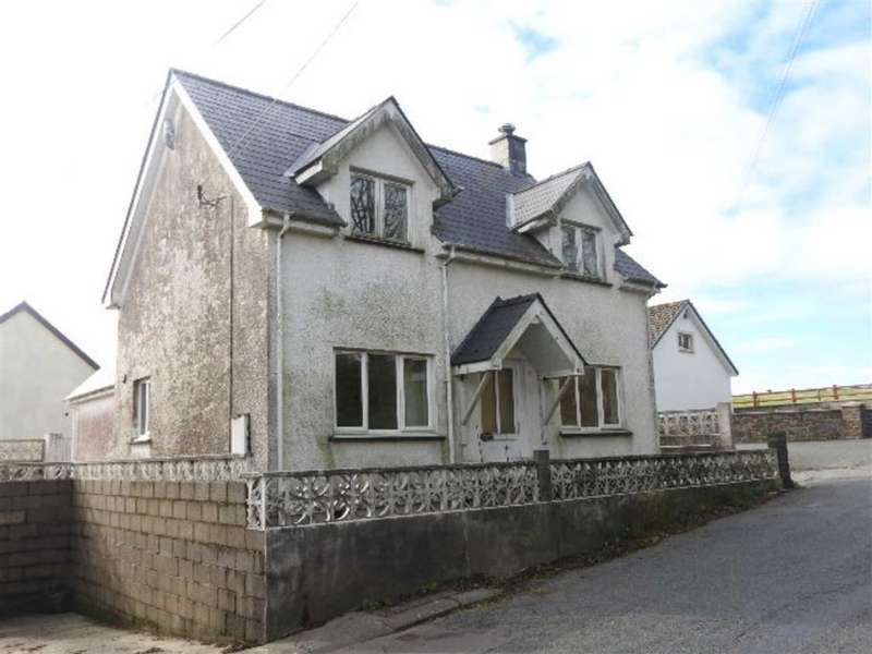 3 Bedrooms Detached House for sale in HERMON